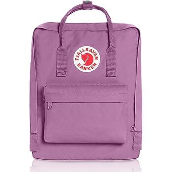 06a6a2492 Fjallraven Unisex's Kanken Backpack, Orchid, 38 x 27 x 13 cm/16 Litre
