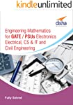 Engineering Mathematics for GATE ECE, Electrical, CS & IT and Civil Engineering