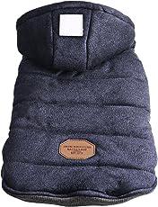 Hund Winter Weste Mit Kapuze Sweatshirts Puffer Hund Mantel Welpen Kleine Pet Warme Kleidung