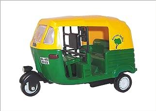 Centy Toys CNG Auto Rickshaw, Multi Color