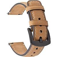 Fullmosa Cinturino Orologio 20mm,Ricambio di Cinturino,Cinturini per Orologi per Samsung/Huawei Sgancio Rapido…