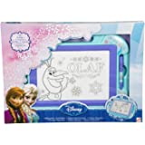 Up&co - DFR3-4222 - Licence Frozen - Grande Ardoise Magique - 40 X 33 X 3 Cm