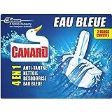 Canard WC 4en1 Bloc Colorant Eau Bleue 2 ct 80 g