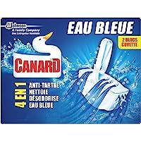 Canard WC 4en1 Bloc Colorant Eau Bleu, 2 ct, 80 g