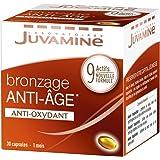 JUVAMINE – Bronzage Sublime Anti-Âge – Anti oxydant – 9 Actifs Beauté – 30 capsules