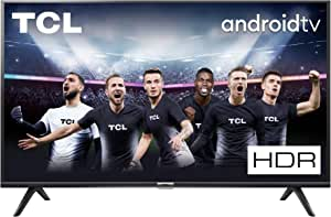 E:MAX E320HXA Android TV 32 Zoll 81cm Wi-Fi HD LED 32 Smart TV, Triple Tuner, Android TV 9.0 Pie, Google Assistant, Google Play, Prime Video und Netflix