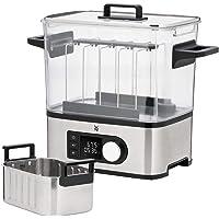 WMF Lono 2in1 Sous Vide Garer Pro mit Slow-Cook Einsatz (1500 W, Vakuum garen, Schongaren, Wasserbhälter 6,0 l, Timer-Funktion bis 72 Stunden)