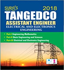 TNEB Tangedco Assistant engineer Electrical and Electronics Engineering Exam book