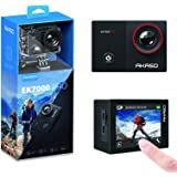AKASO EK7000 Pro 4K Action Camera with Touch Screen EIS Adjustable View Angle 40m Waterproof Camera Remote Control Sports Cam