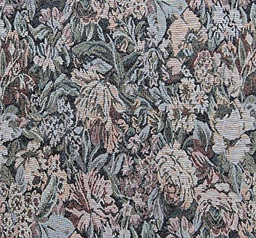 Gobelin Stoff 'Fleurs Classiques' ab 1,0 lfm METERWARE Breite 150 cm m. Blumen Gardinenstoff...