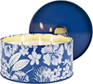 La Jolíe Muse Duftkerze Vanille Kokosnuss 100% Sojawachs Aromatherapie Stress Relief Reisedose