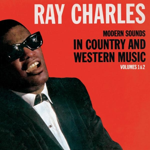 Modern Sounds in Country and Western Music Vol.1&2 Ray Charles Modernen Sounds