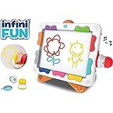 Infini Fun, ma première œuvre d'art avec le Xylopad, jouet créatif, jouet premier âge, dessin, musique, 1 an et Plus