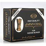 Blor Japan Coal for Incense Burner - 72 pcs