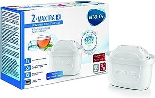 Brita Filtri per Caraffa Filtrante Maxtra+, Plastica/Carboni/Resine