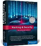 Hacking & Security: Das umfassende Hacking-Handbuch mit über 1.000 Seiten Profiwissen. 2., aktualisierte Auflage des IT…