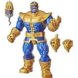 Figurka Thanosa z serii Hasbro Marvel Legends, zabawka dla kolekcjonerów w skali 15 cm, wysoka jakość, dołączono 3 akcesoria