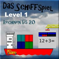 Das Schiffspiel - Level 1