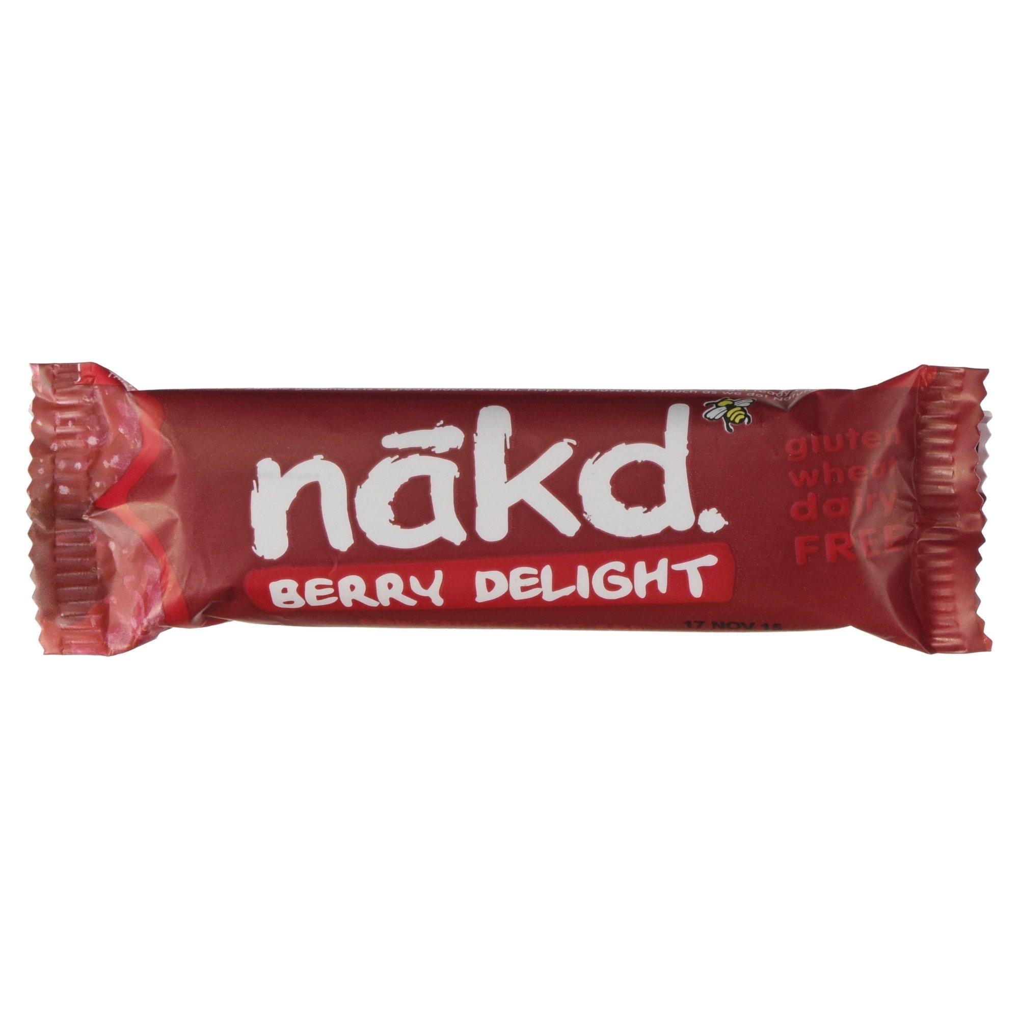 N?kd - Berry Delight Bar - 35g