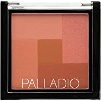 Palladio Beauty MOSAICS 0.28 oz, Desert Rose, 8 g