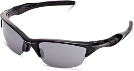 Oakley Men's Half Jacket 2.0 OO9154-33 Rectangular Sunglasses