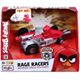 Angry Birds Rage Racers - Motorised Vehicle With Sounds