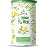 Green Mother | Frullato in polvere | La formula originale Superfood che include erba di grano, ortica, cardo mariano, alghe b
