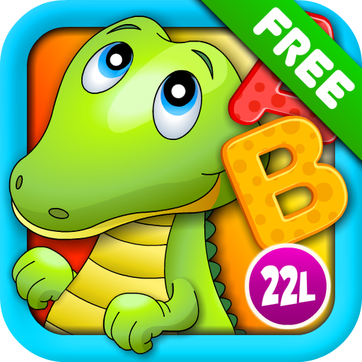 Preschool Educational Games - ABC Alphabet Aquarium School Vol 1 (Essential Apps for Kids): Animated Puzzle Learning Games with Letters and Animals for Preschool & Kindergarten Explorers! (Free)