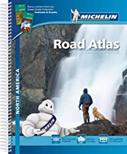 Atlas North America USA, Canada, Mexico Michelin