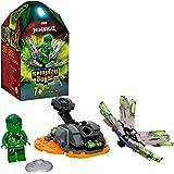 LEGO NINJAGO Sbam Lloyd – Set Spinner di Lloyd Green Ninja, 70687