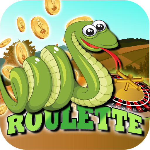 Snake Coins Roulette Game -