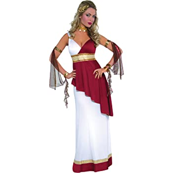 Mega Fancy Dress - Costume da imperatrice romana greca a14dbdf3ff8