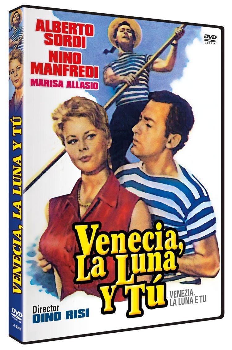 Venecia, la Luna y Tú (Venezia, la Luna e Tu) 1958 [Edizione: Spagna]