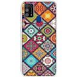 Amazon Brand - Solimo Designer Multicolor Artistic Pattern Printed Soft Back Case Mobile Cover for Samsung Galaxy M31 / M31 P
