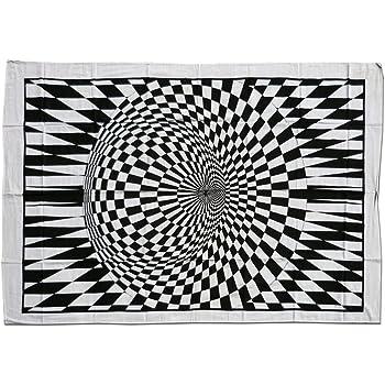 Batik Tagesdecke /'Vision3/' 1400x2200mm