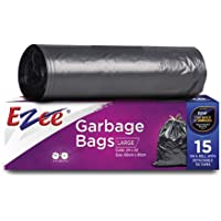 Ezee Garbage Bag - 30 Pieces (Pack of 2, Large , 24x32 inches)