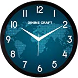 Wall Clock Dininecraft® for Home/Office/Living Room