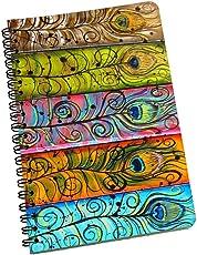 meSleep Peacock Soft Cover Notepad