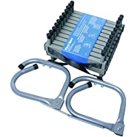 First Alert Rettungsleiter 4,3 m Metall Notleiter Fluchtleiter ca. 2 Stockwerke MBS-FIRE®