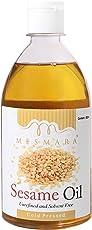 MESMARA Sesame Oil 500 ml (Cold Pressed)