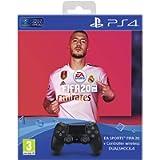 PlayStation 4 - Dualshock 4 + FIFA20 - Bundle [Esclusiva Amazon]