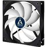 ARCTIC F12-120 mm standaard ventilator, extreem stille ventilator, Case fan met standaard behuizing, push of pull configurati