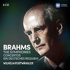 Sinfonien/Konzerte/Ein Deutsches Requiem