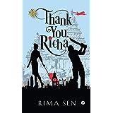 Thank You, Richa