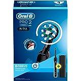 Oral-B Pro 2 2500 CrossAction Elektrisk Tandborste, Svart