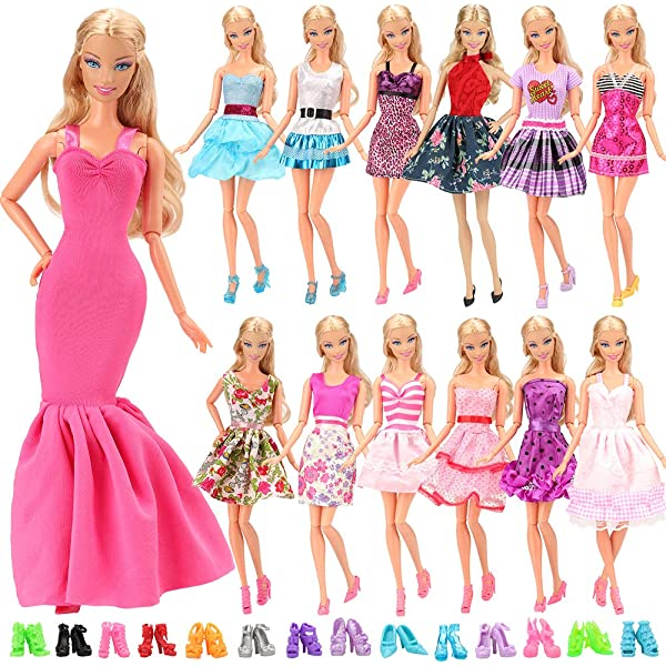 Fashion Doll Clothes//Dress//Outfit For 11.5in.Doll C20