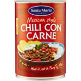 Santa Maria Chili con Carne Mexican Stile, 410g