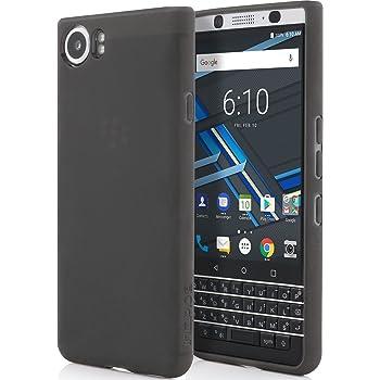 Incipio NGP Schutzhülle für BlackBerry KEYone - von BlackBerry zertifizierte Schutzhülle (schwarz) [Stoßfest   Reißfest   Flexibel   Matt] - BB-1048-BLK