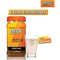 Enerzal Energy Drink Powder Orange Flavour (Pet Jar) 500g