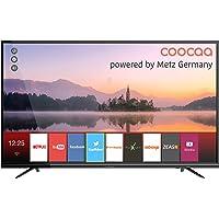 Coocaa 55U2A13G 55 Zoll Smart LED Fernseher (139 cm), Triple Tuner, Netflix, YouTube (HDMI, CI-Slot, USB, digital Audio)